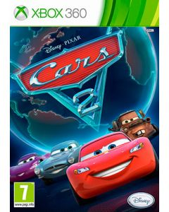Cars 2: The Video Game. Тачки 2